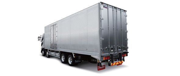 The Refrigerated Truck, leading temperature-controlled transport with advanced refrigeration performance