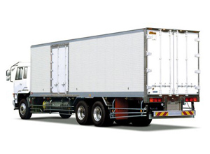 Ultra-low Temperature Reefer Truck with Vacuum Insulation Panel (VIP)